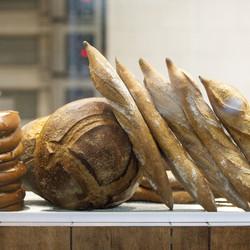 Bread from Slow Dough Bake Shop.