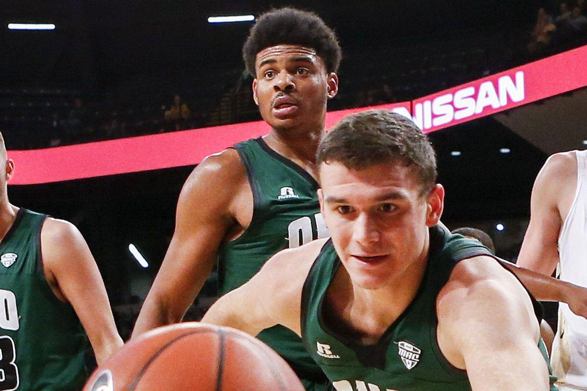 NCAA Basketball: Ohio at Georgia Tech