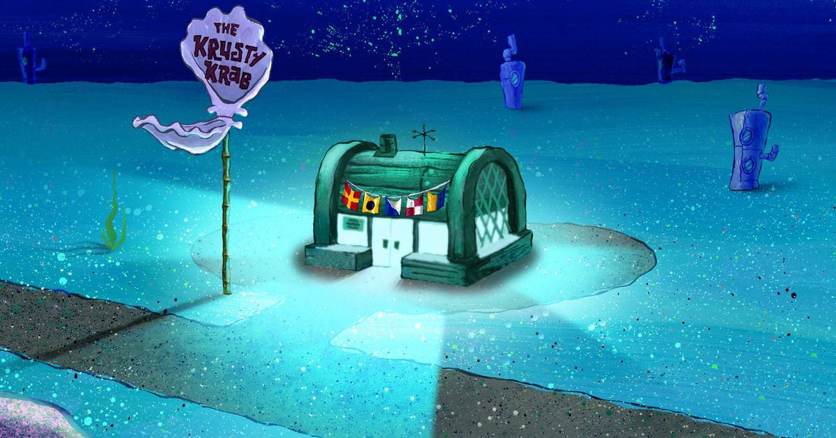 The Krusty Krab Is Not A Restaurant Name That S Up For