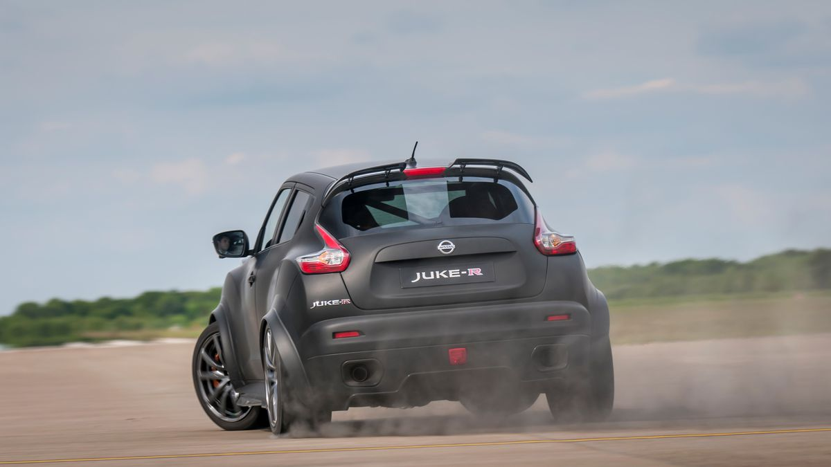 Where Is Nissan Made >> Nissan Made A 600 Horsepower Juke Because It Can The Verge