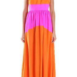 "<b>Tibi</b> silk long dress, <a href=""http://www.tibi.com/shop/silk-long-dress-13631"">$675</a>"