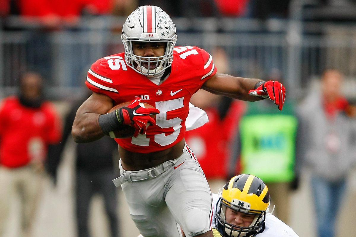 Ohio State running back Ezekiel Elliott will have a second surgery on his left wrist.