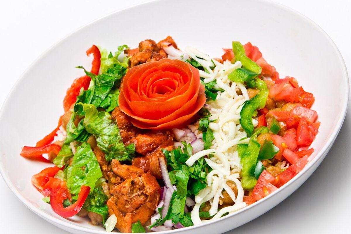 Spice 6 rice bowl