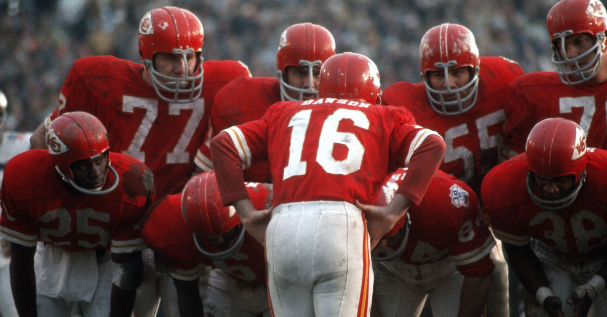Chiefs to wear home uniforms in Super Bowl LIV