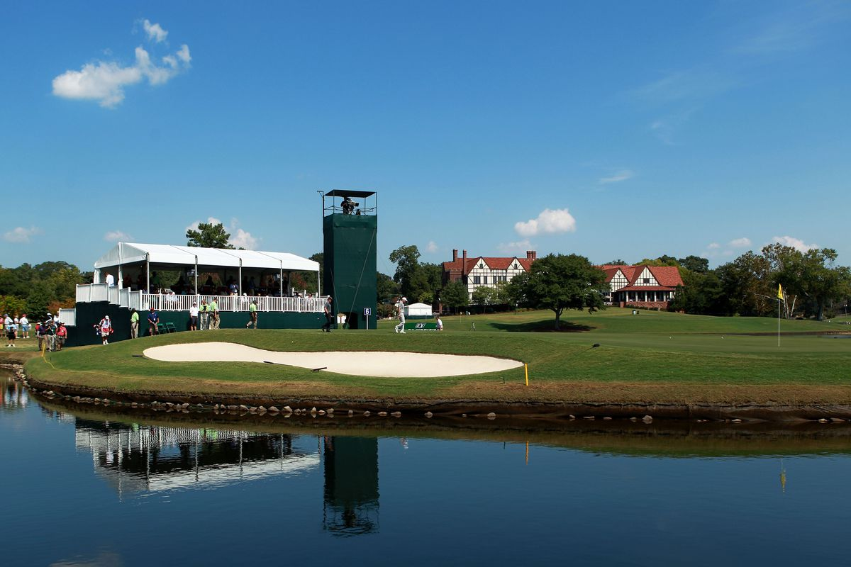 THE TOUR Championship Presented By Coca-Cola - Round Three