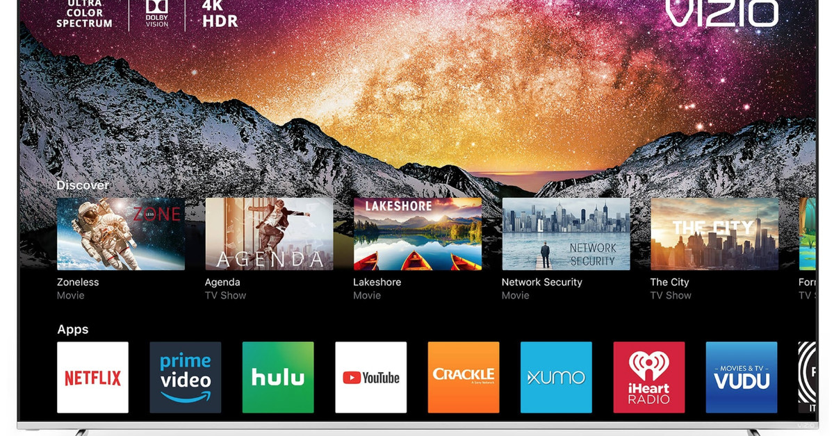 Vizio's P-Series 4K HDR TV is $100 off, and PC accessories are cheaper today