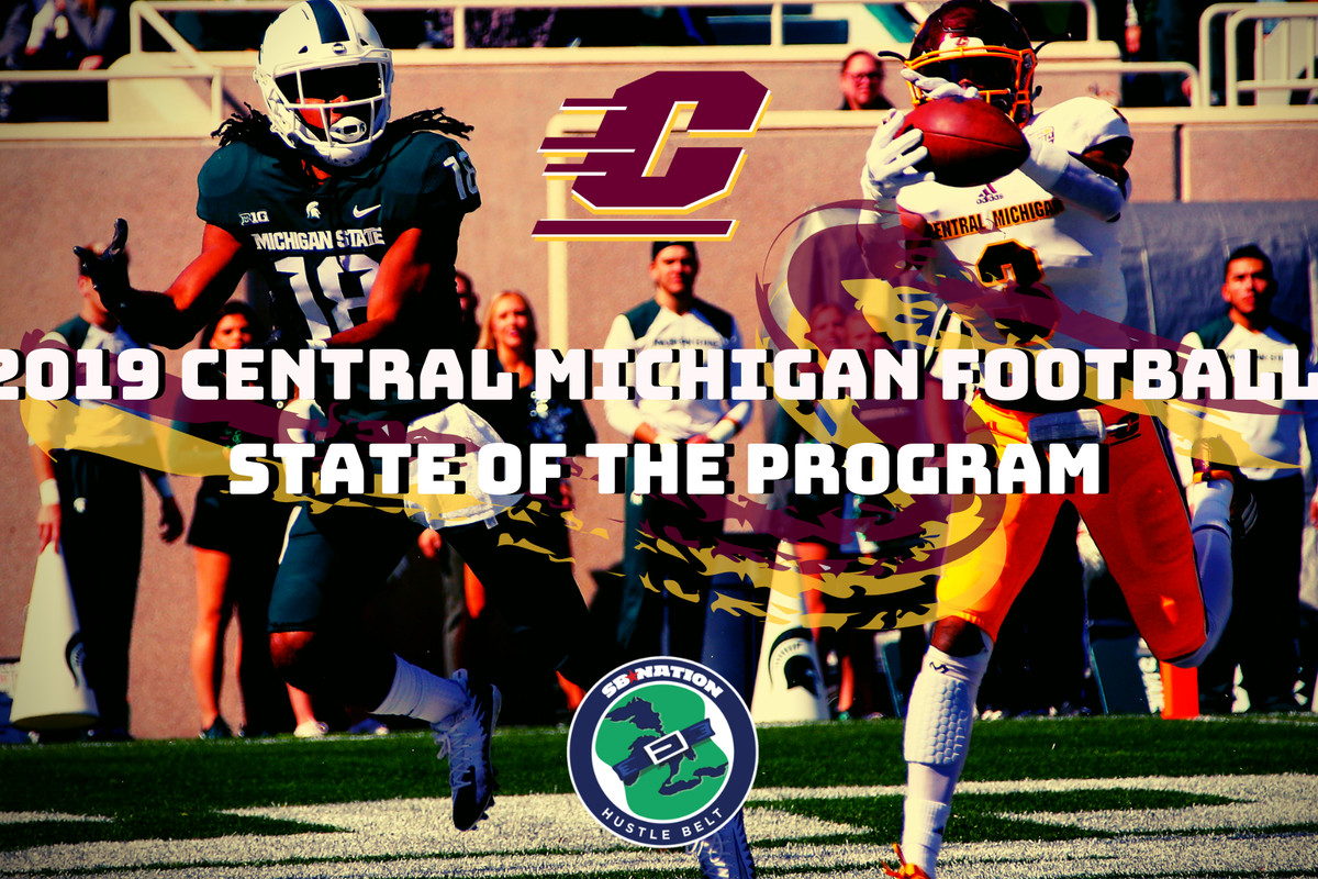 classic fit b83c0 8693c 2019 Central Michigan Football State of the Program - Hustle ...
