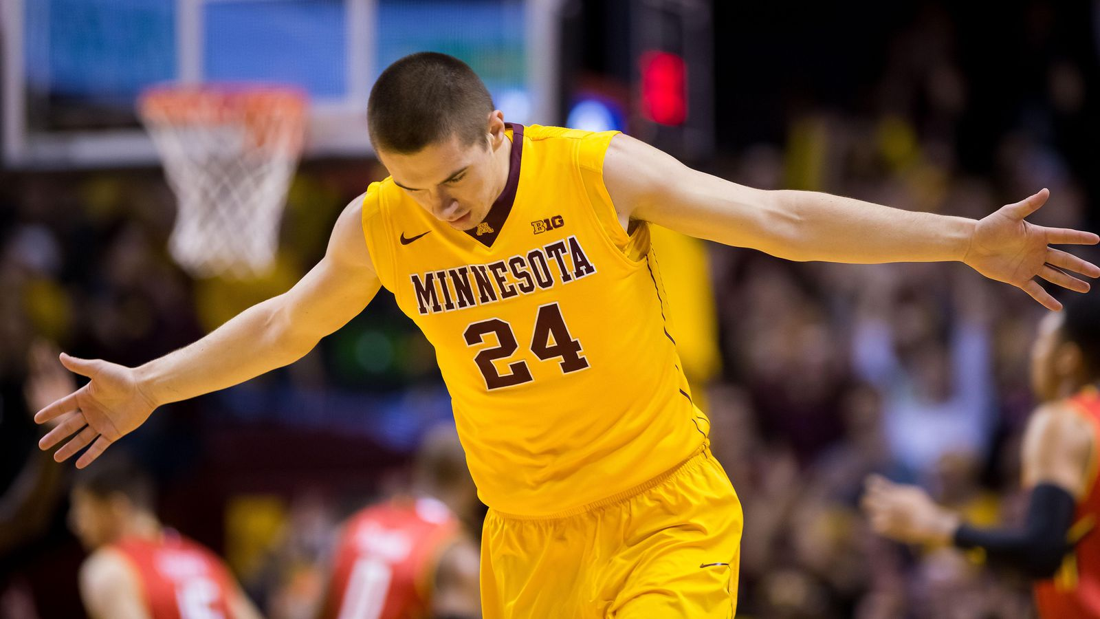 Maryland's 3-point defense failed vs. Minnesota