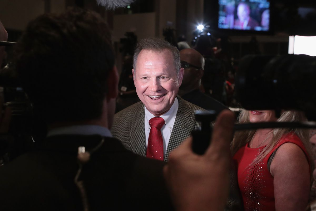 Senate Leadership Fund poll says Roy Moore uniting Republican party