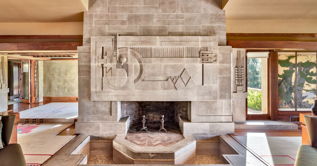 Photographing Frank Lloyd Wright, A Lensman Sets Out To