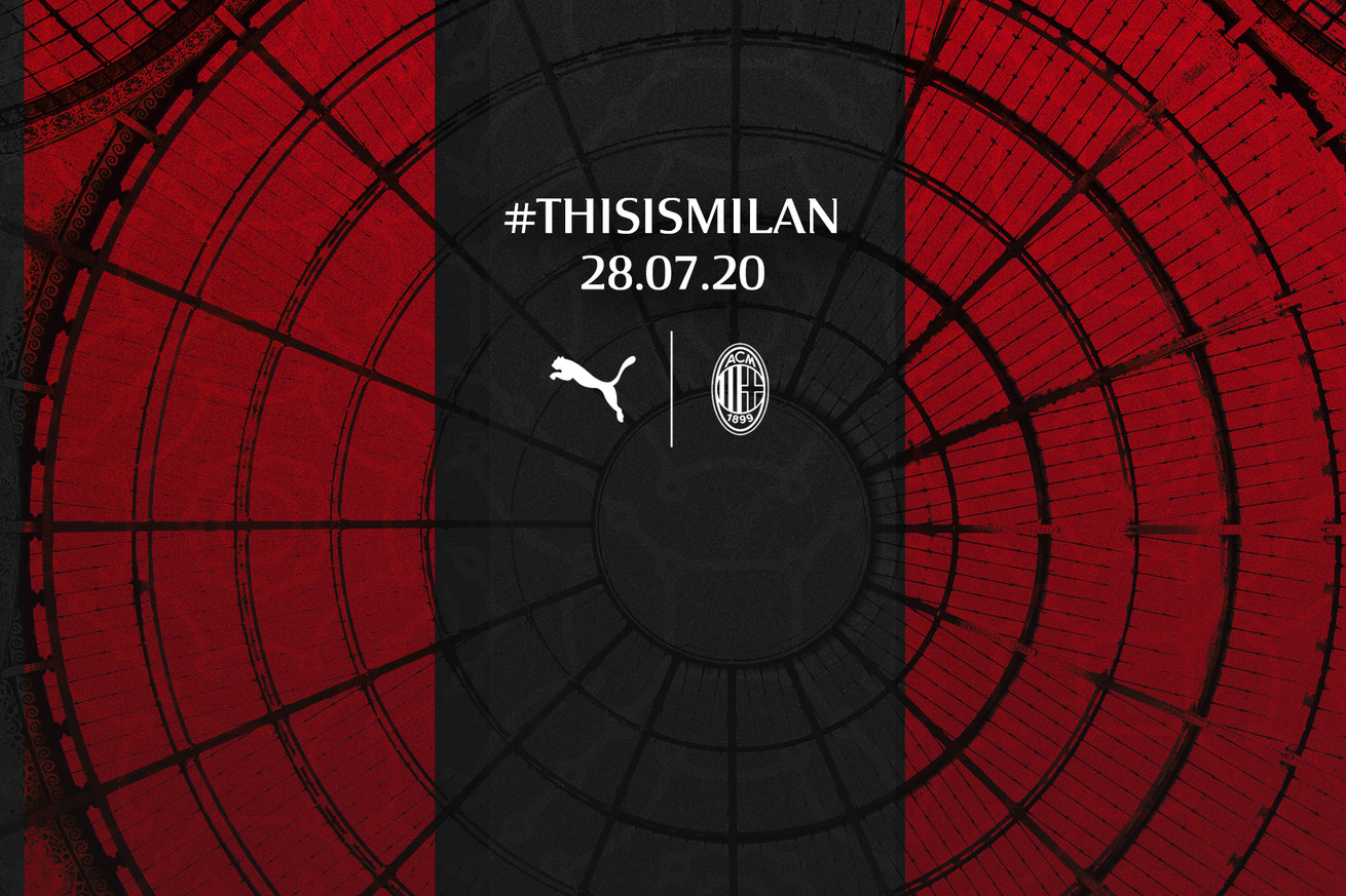 Rossoneri Round Up for Jul 28: AC Milan Release Teaser Ahead Of 2020/21 Home Shirt Reveal