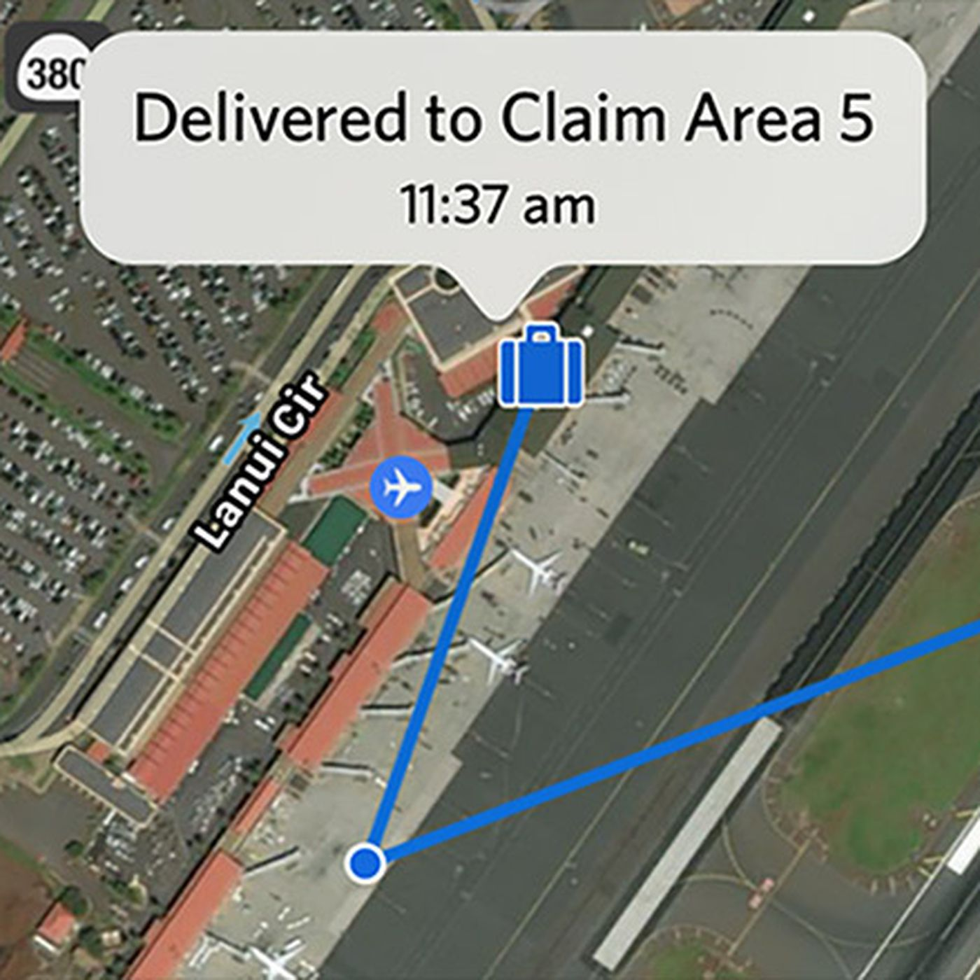 Delta's new app lets you track your bag from airplane to