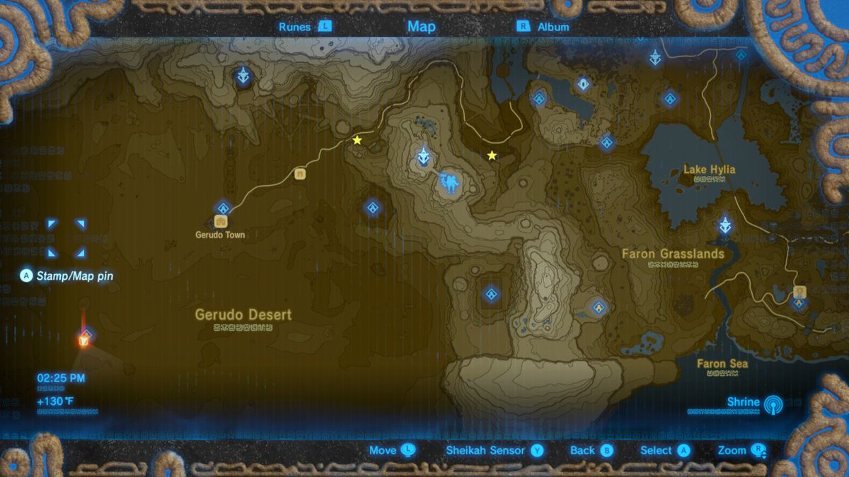 Great Fairy Fountain locations in Breath of the Wild - Polygon on