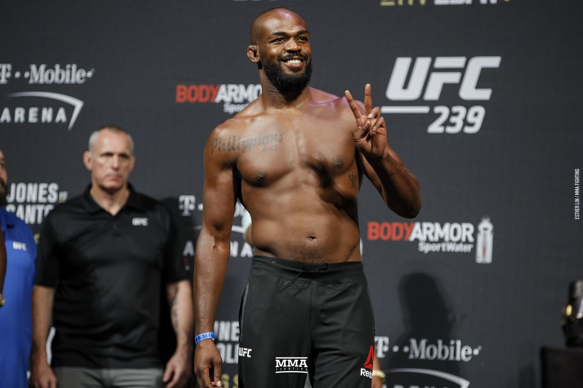 Jon Jones: 'Nothing to gain' by facing Dominick Reyes, fight against Francis Ngannou is 'inevitable' - MMA Fighting