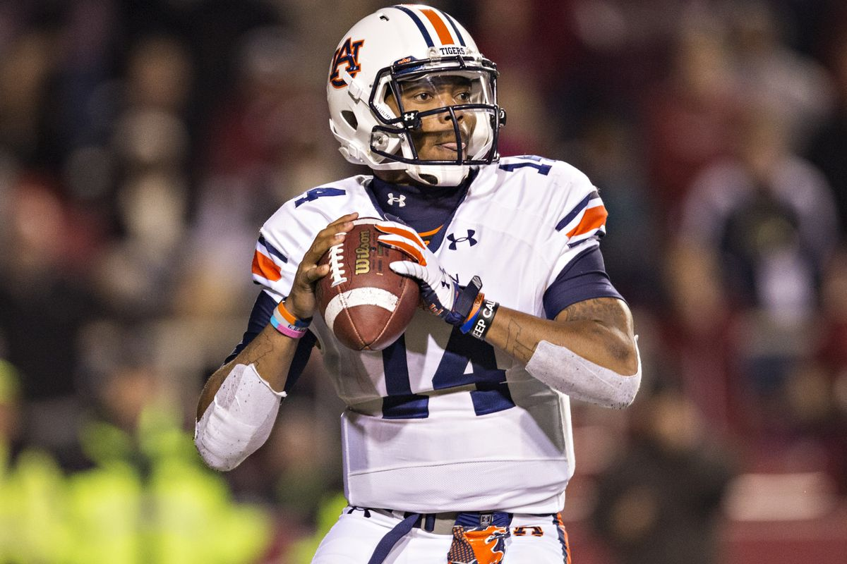 Could Auburn QB Nick Marshall Be Suspended For The Arkansas Game?  Arkansas Fight