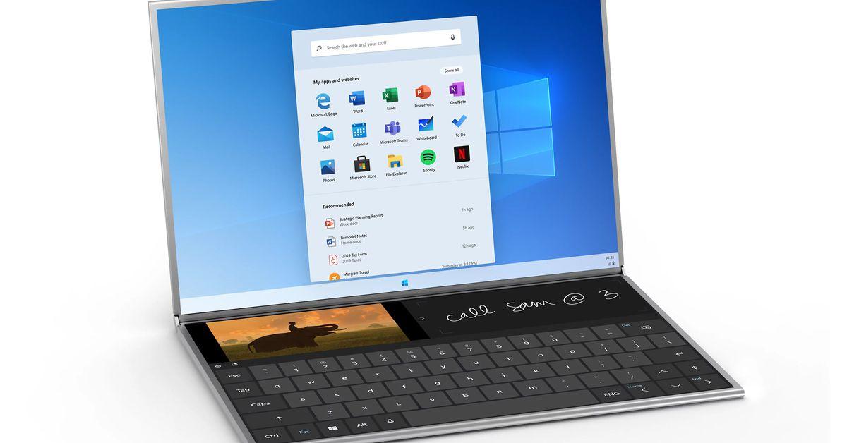 Windows 10X may not arrive until 2021 newkerala.com#128759