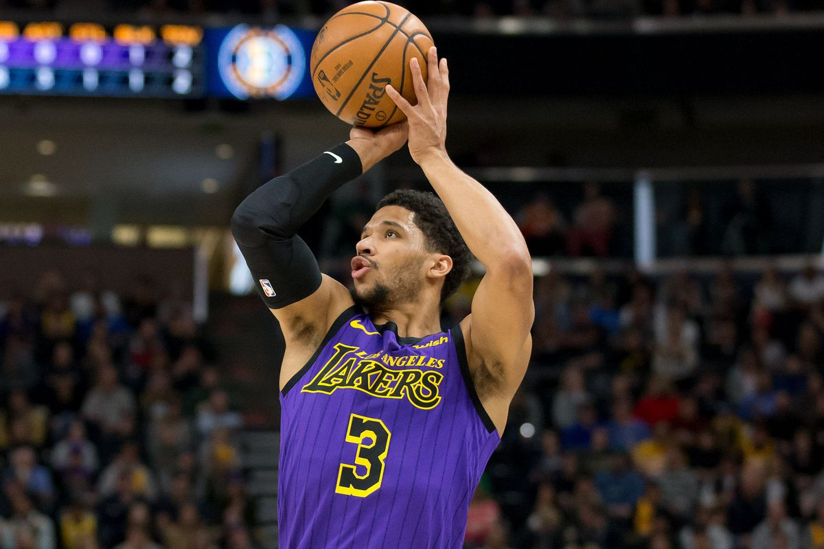 The Lakers worked on free-throws in practice - Silver Screen and Roll 234d272ad