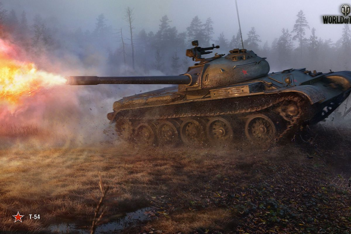 Wargaming ceo accepts blame vows renewed focus on world of tanks key art for world of tanks russian t 54 gumiabroncs Image collections