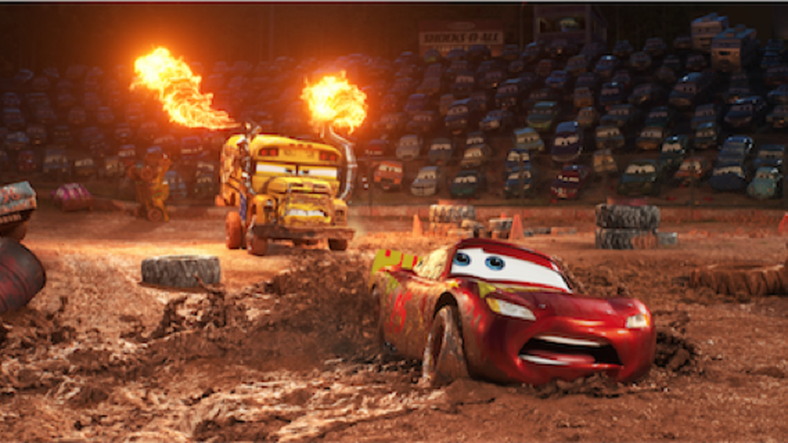 Cars 3 New Trailer Gives Best Look Yet At Lightning Mcqueen S