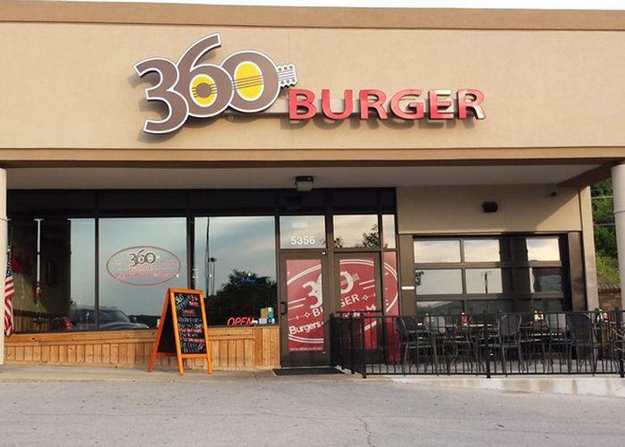 360 Burger Yelp