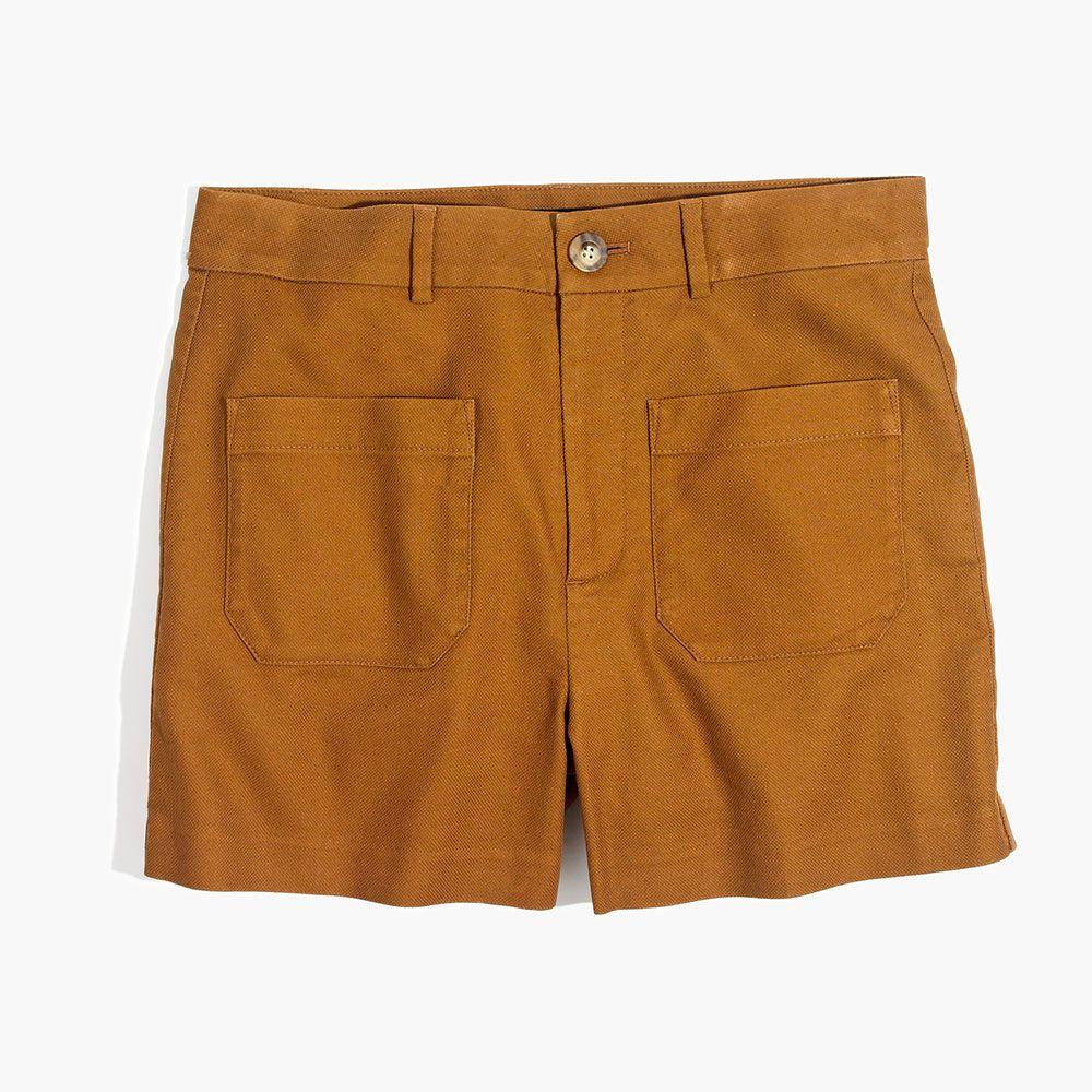Madewell Highwaisted Shorts