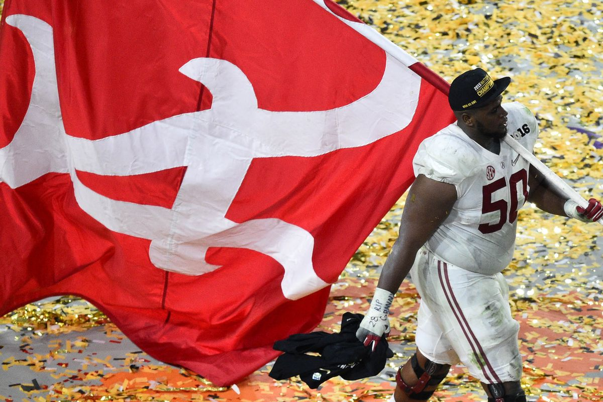 Alabama headlines this season's opener as they take on USC in Dallas.
