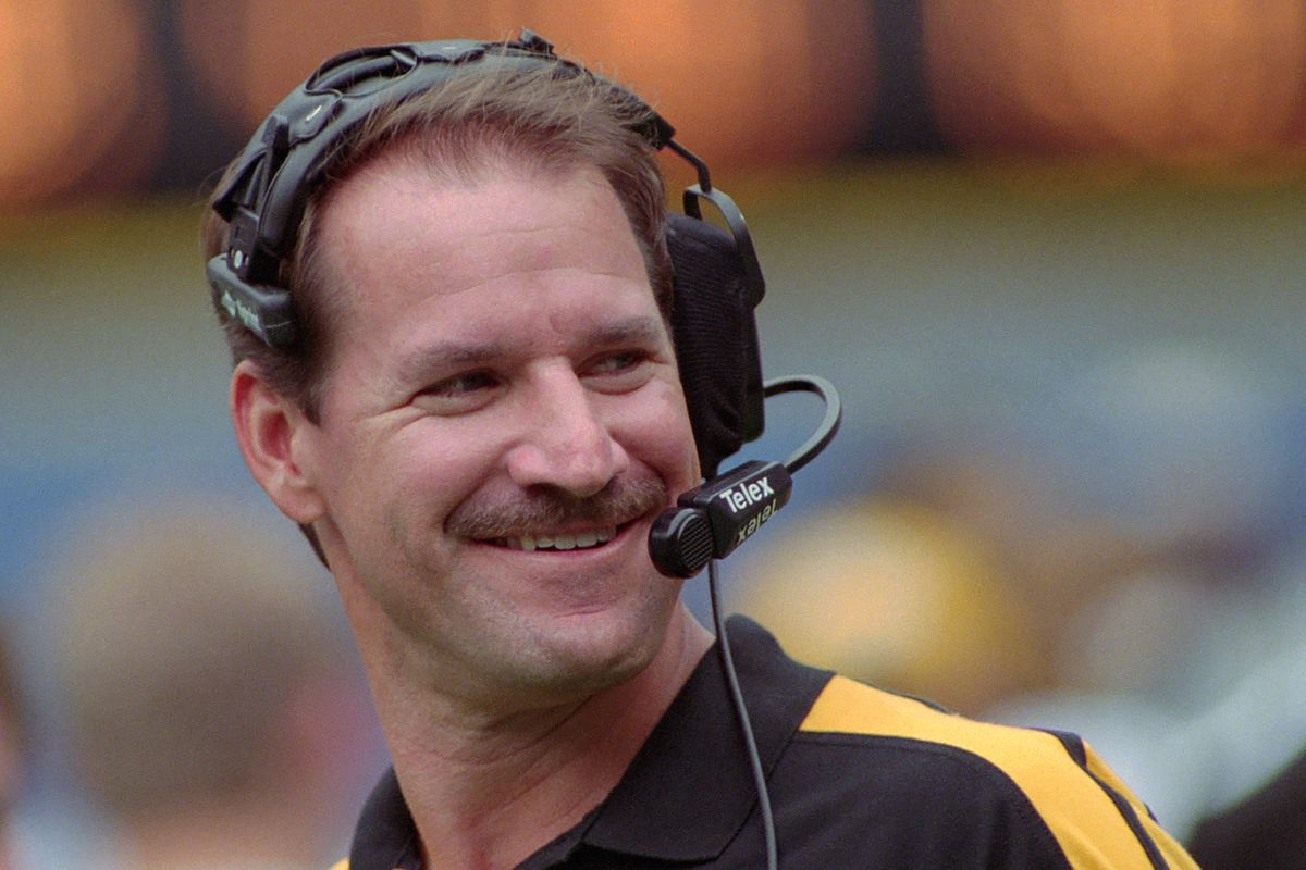 Steelers Bill Cowher