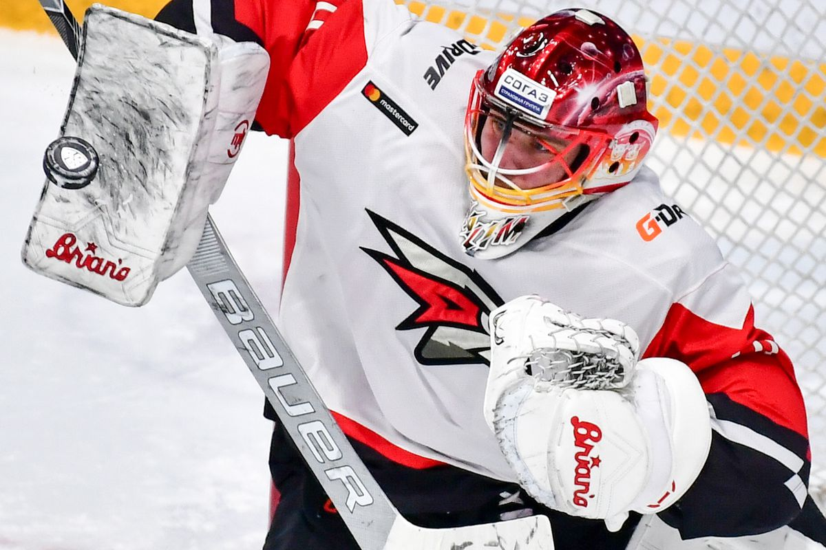 Blackhawks prospect Ivan Nalimov traded to SKA St. Petersburg in KHL