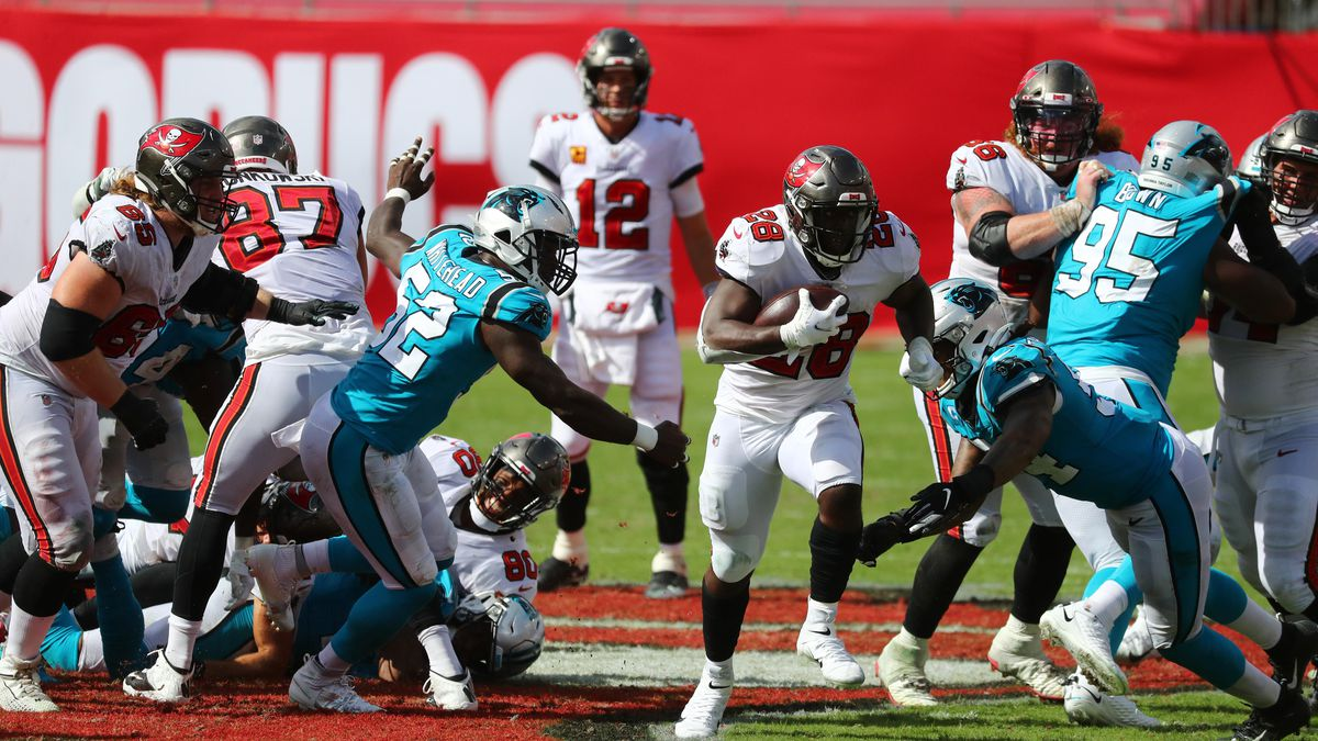 Buccaneers vs. Panthers recap: Tale of two halves in 31-17 win - Bucs Nation