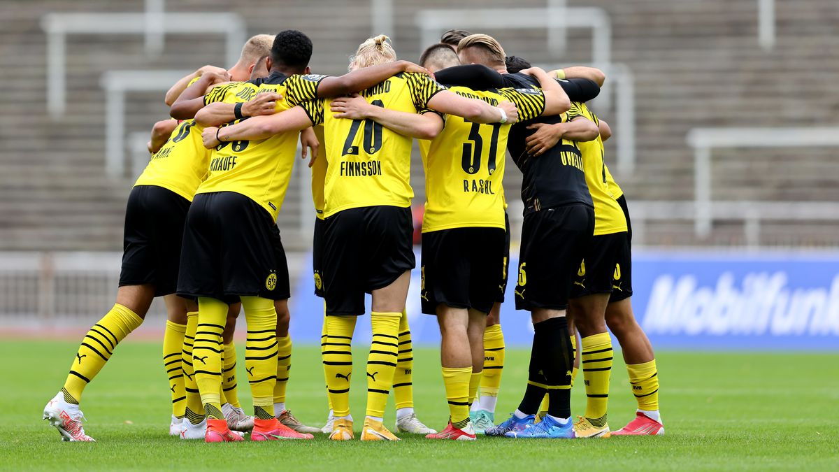 Borussia Dortmund II v Waldhof Mannheim - 3. Liga