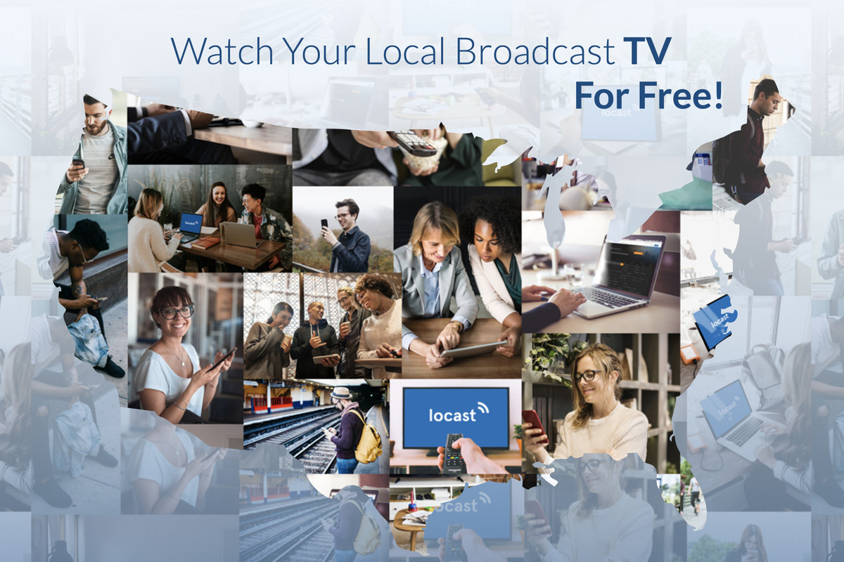 Locast lets you stream local TV for free - The Verge