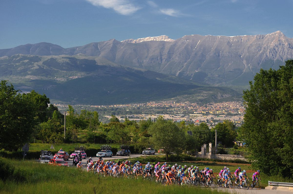 Cycling : 95Th Tour Of Italy 2012 / Stage 7