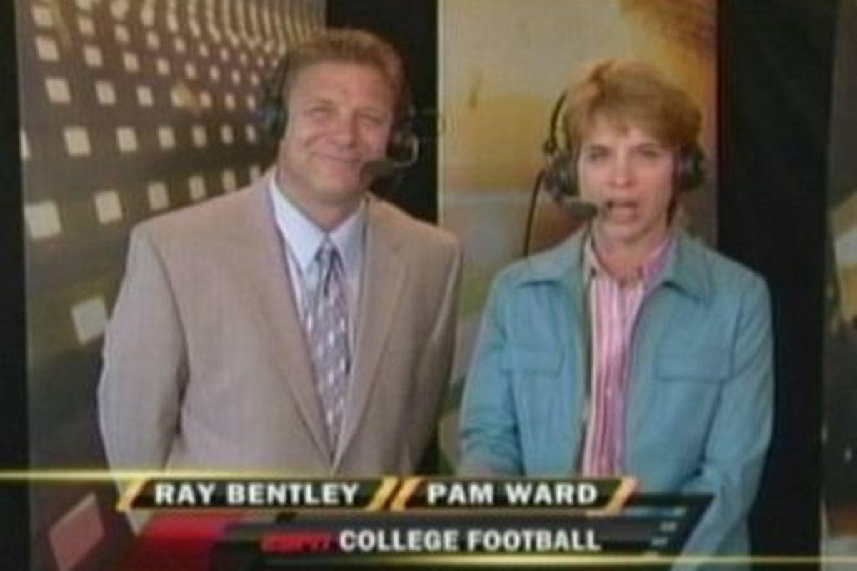 Pam Ward & Syracuse Football, Together Again