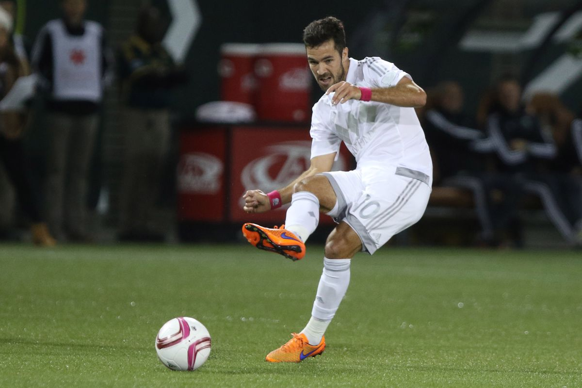 Sporting KC's Benny Feilhaber is an all-around offensive midfielder who can dish out assists and score goals.