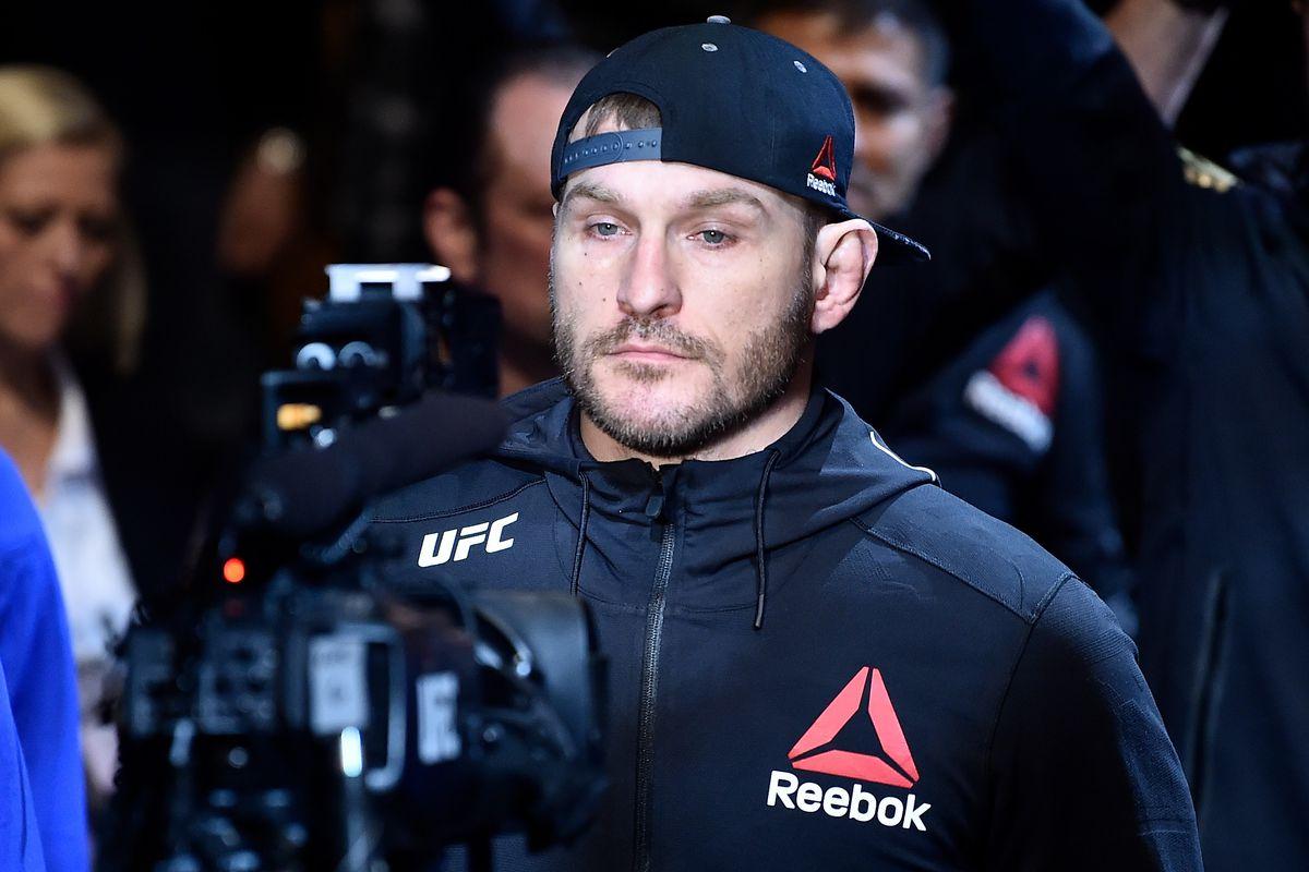 UFC 220: Miocic v Ngannou