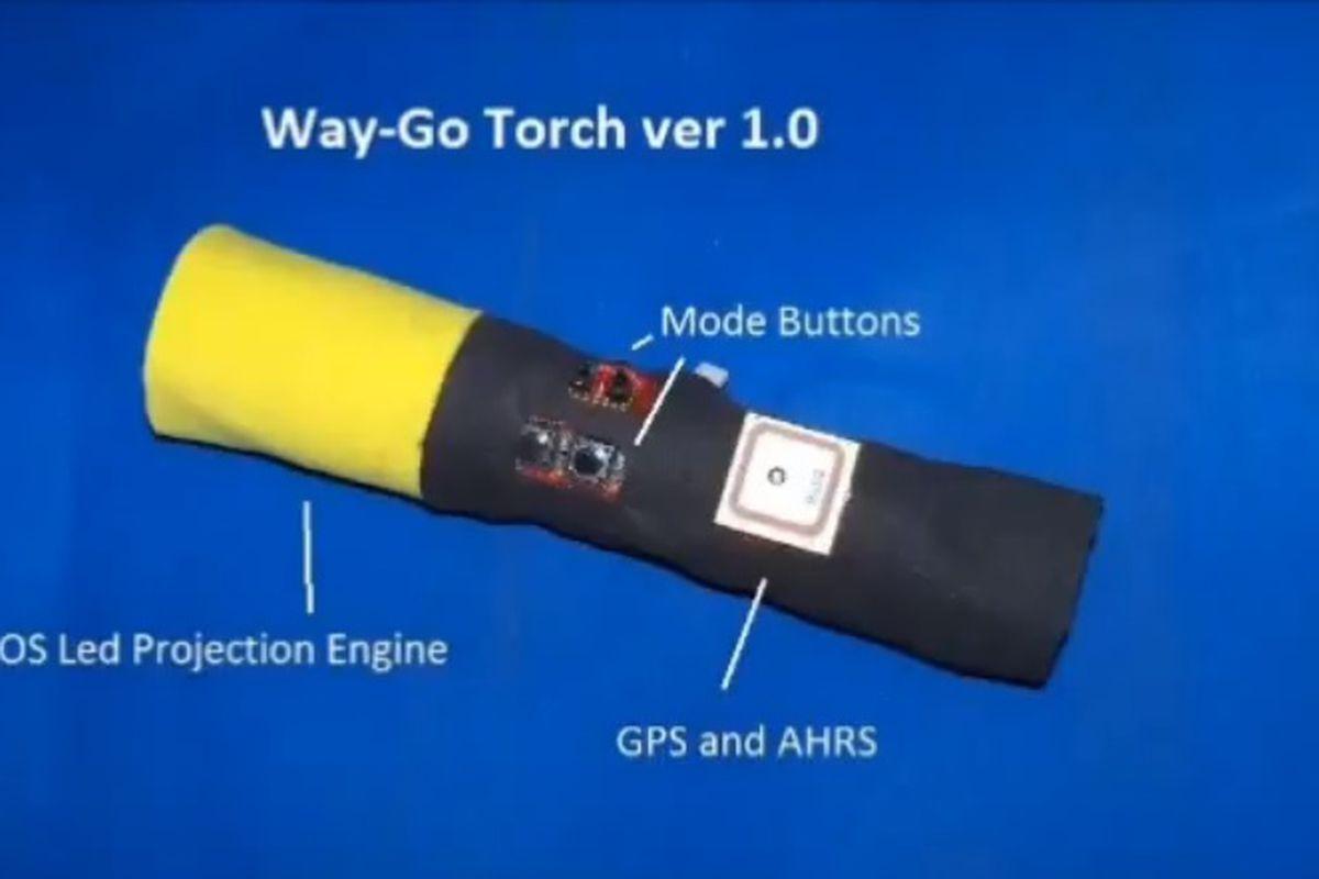 Way-Go Torch