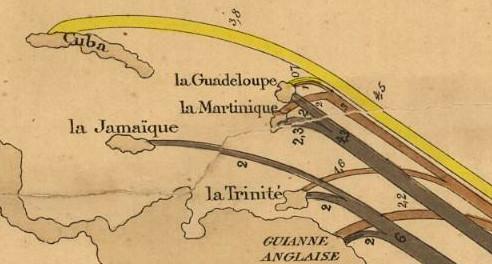 caribbean migration 1858