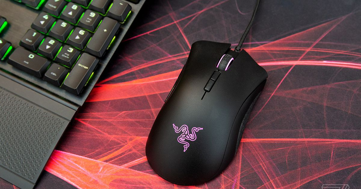 QnA VBage Razer PC gear, including the DeathAdder Elite mouse, is up to 50 percent off today