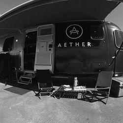 The Aetherstream in action in Los Angeles