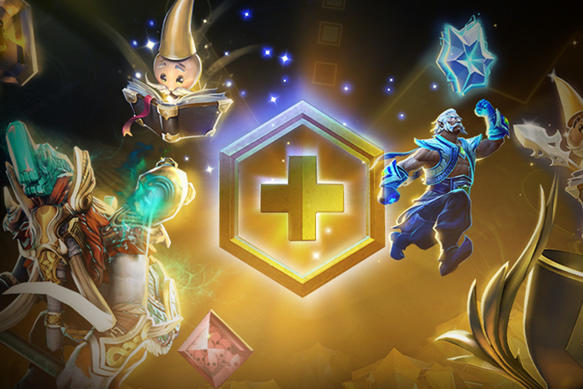 Dota Plus subscription service receives update with new