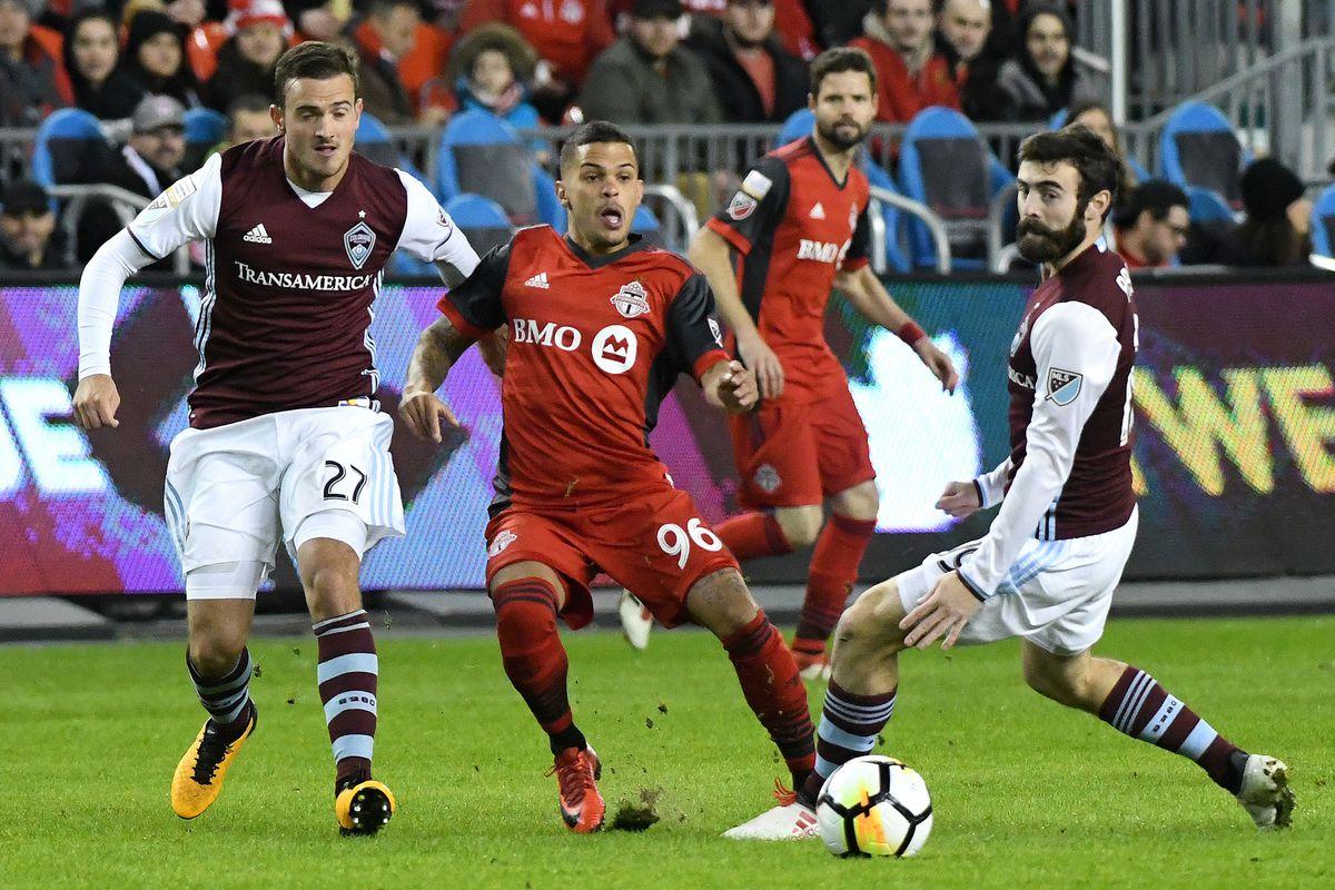 MLS: Concacaf Champions League-Colorado Rapids at Toronto FC