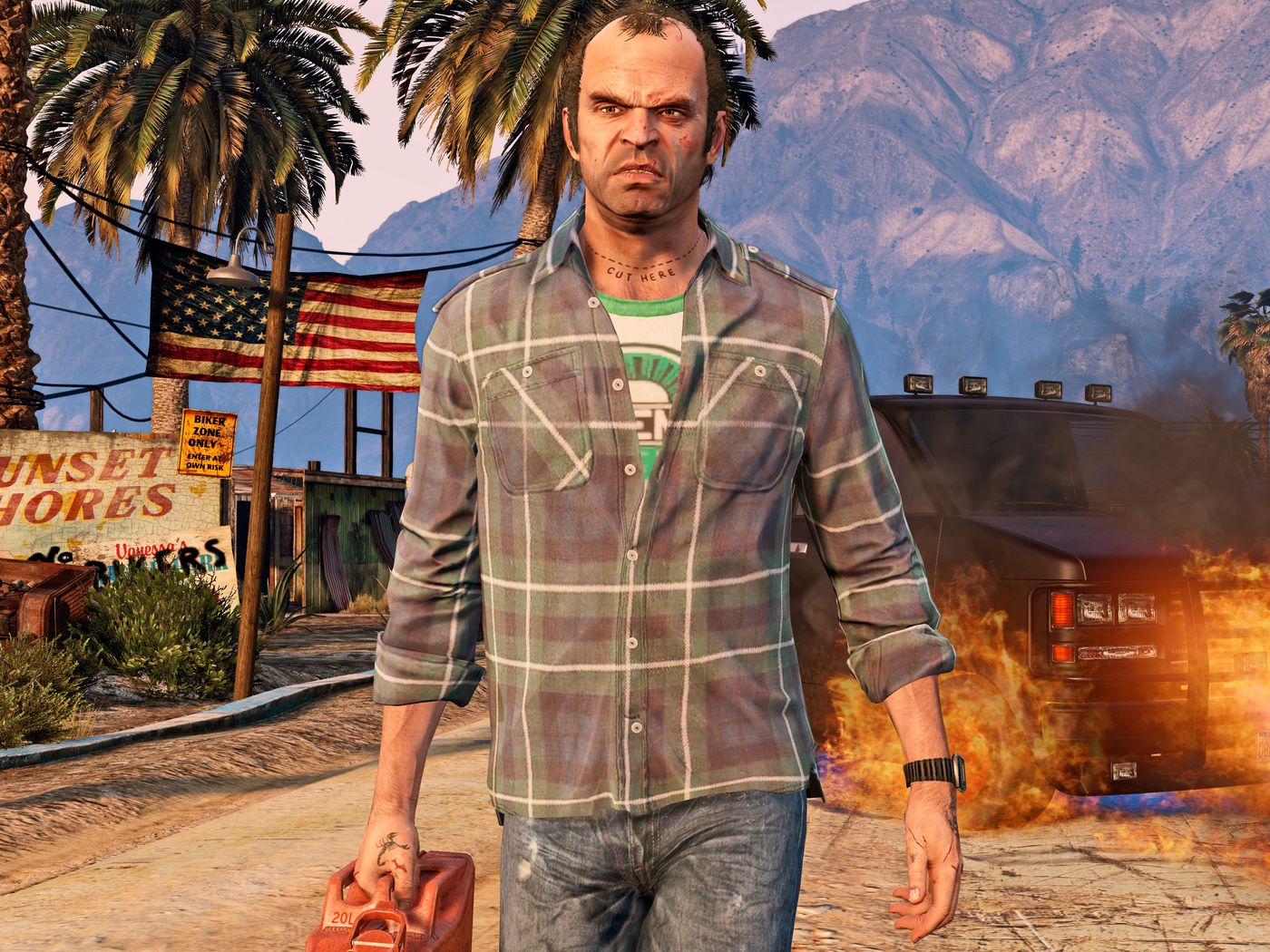 The Epic Games Store Was Down For Hours As Everyone Tried To Get Gta 5 For Free The Verge
