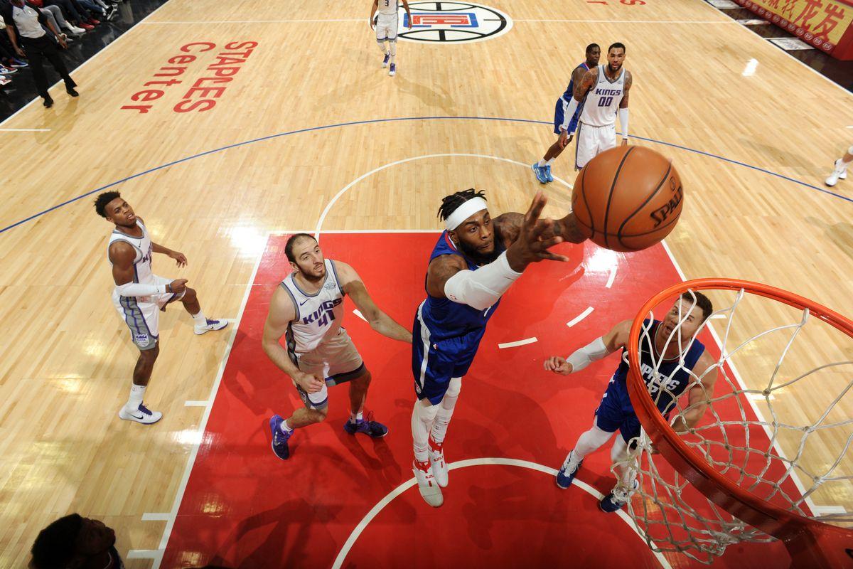 Sacramento Kings v L.A. Clippers