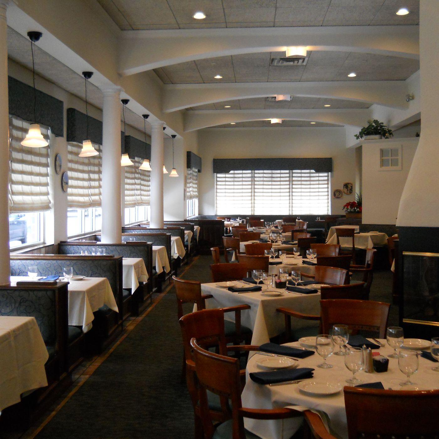 Aegean Restaurant Closes In Watertown
