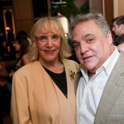 Gail Greene and Mr. Lee Schrager