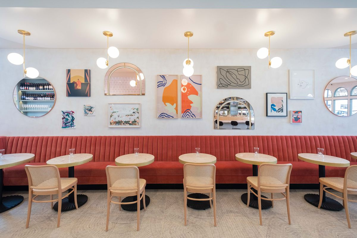 New Wave French Stunner Alights In Carlsbad Eater San Diego