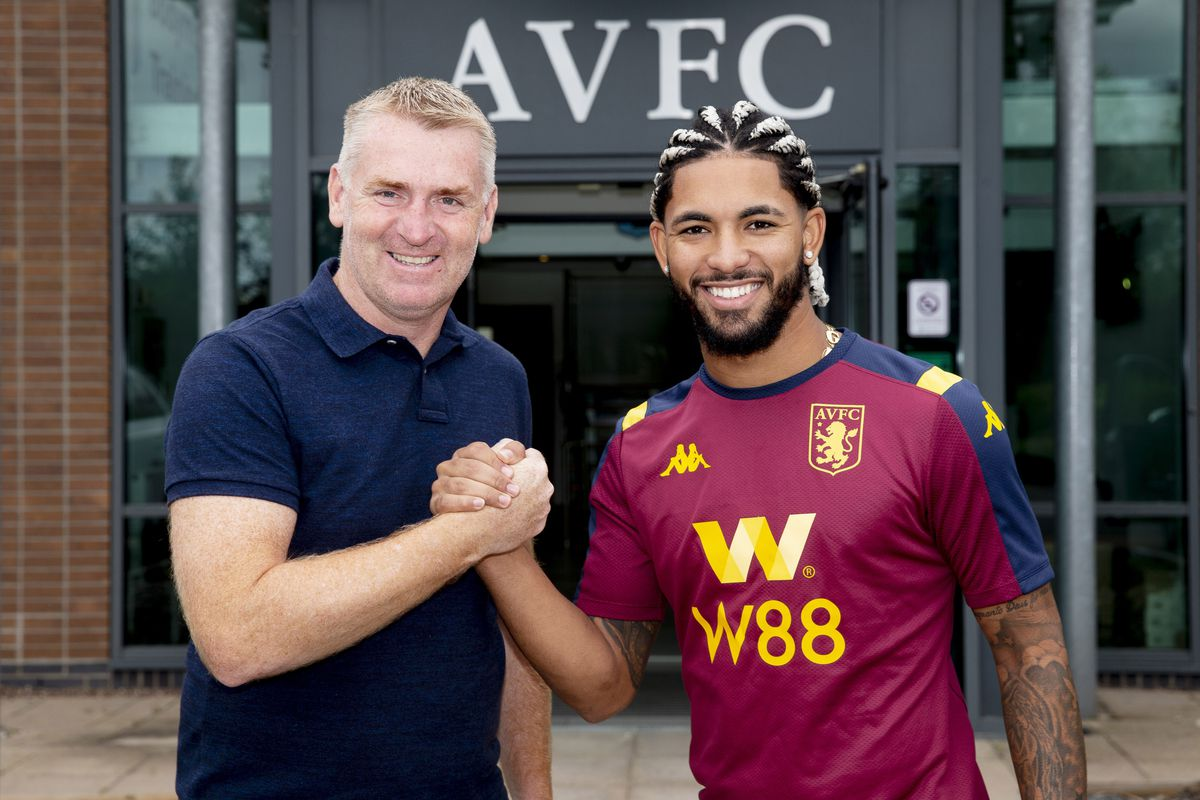 New Signing Douglas Luiz' First Day at Aston Villa