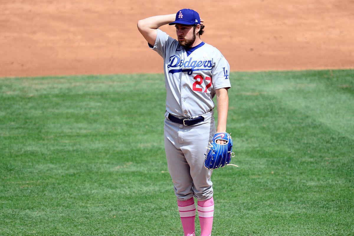 MLB: Los Angeles Dodgers at Los Angeles Angels