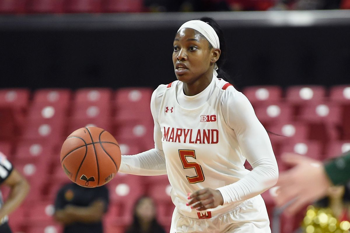 Leading No. 20 Maryland, Kaila Charles is a viable WNBA Draft ...