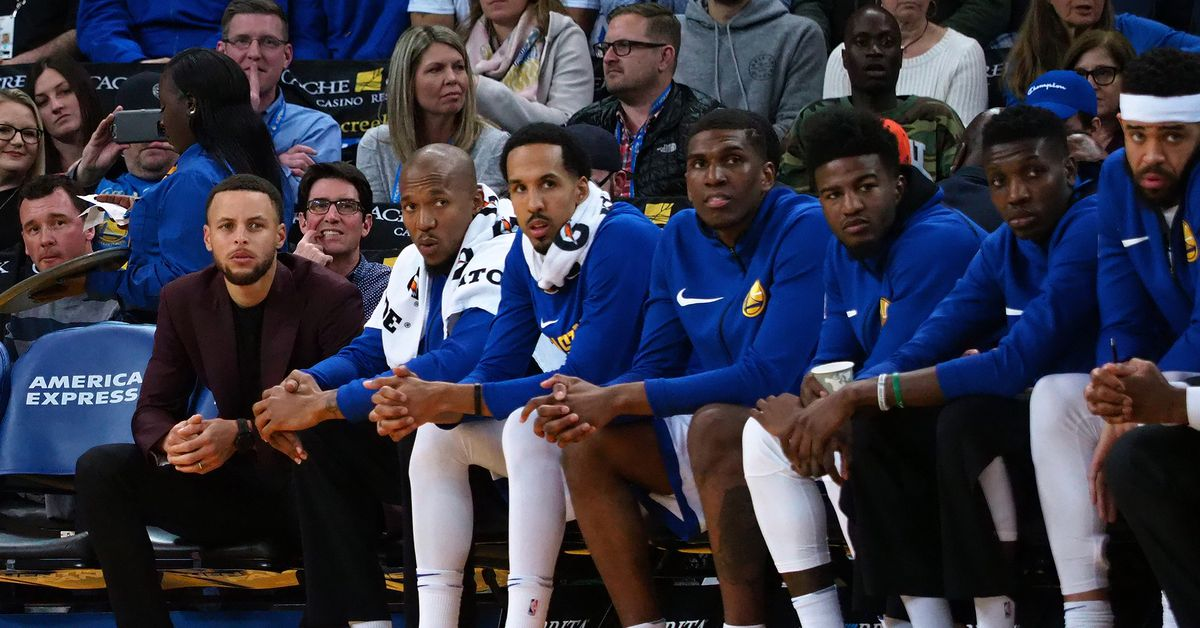The Warriors are banged up. Are they still clear title favorites?